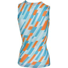 Castelli Pro Mesh Cycling Underwear Men orange/blue